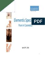 Rheology - Elementis Specialties