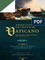 ARQUIVO SECRETO DO VATICANO TOMO 1.pdf