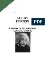 A teoria da relatividade especial e geral.pdf