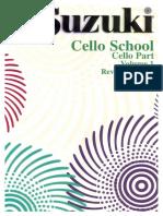 VIOLONCELO - MÉTODO - Suzuki Cello School - Volume 01 (1).pdf