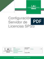 Configuracion Servidor Licencias SPSS