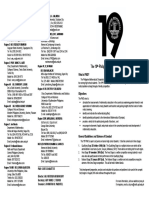 19th Pmo Brochure Updated
