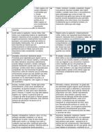 Descripción Factores 16PF