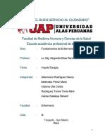 Monografia de Inyectoterapia