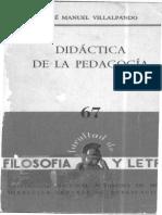 La Didáctica de la Pedagogía.pdf