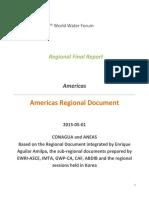 Americas Final Report