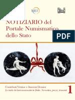 Notiziario Del Portale Numismatico Dello Stato, Vol. 1 (2013)