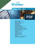 Catálogo Finder 2014-2015