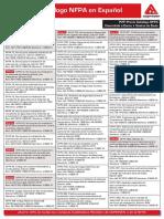 Listado normas NFPA - espanol.pdf