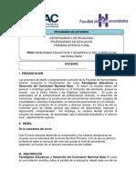 Pe60 Paradigmas Educativos y Desarrollo Del Curriculum Nacional Base