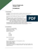 Canalizacion Electrica Prefabricada 2 Cto