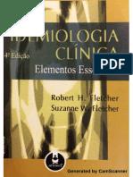 FLETCHER - Epidemiologia Clínica Elementos Essenciais - 4ed