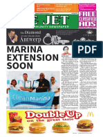 The Jet Newspaper Volume 9 Number 5