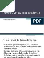 Loreto Primeira Lei da Termodinâmica.pptx