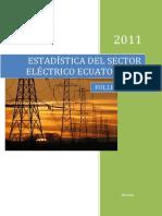 Folleto Resumen Estadísticas 2011