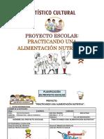 Proyecto - Gastronomia y Nutricion