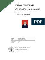 Teknologi Pengolahan Pangan Pasteurisasi