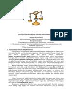 Bab 5 Sistem Hukum Dan Peradilan Internasional