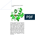 Figure 1 - Example Protein Image