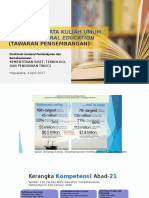 General Education - Dpt 2017