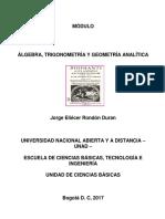 UNAD-ALGEBRA TRIGONOMETRIA Y GEOMETRIA ANALITICA 2.pdf