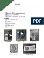 restoration methods protocols and data sheets