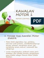 Kawalan Motor 1 Terkini 2014