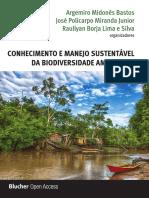 Livro-Conhecimento e Manejo Sustentável Da Biodiversidade Amapaense