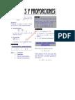 ARITMETICA - Razones y Proporciones IV