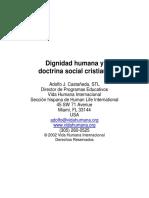 Dignidad Humana y Doctrina Social Cristiana Texto Completo
