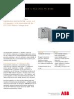 ACS2000 Preventive Maintenance Web