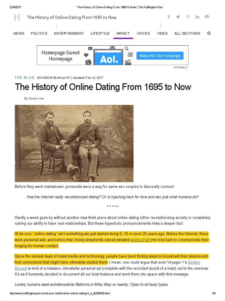 Sikkerhet Online Dating Sites