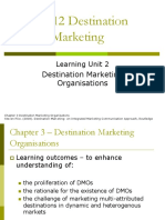 LU2 Destination Marketing Organisations