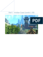 Part I - Viridian Coast
