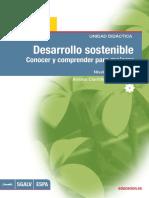 2012 01 Unidad Didactica Desarrollo Sostenible PDF