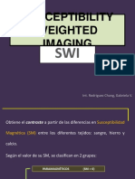 Susceptibility Weighted Imaging