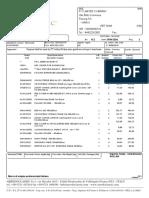 Pt Word Invoice