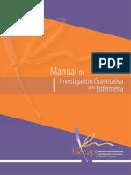 Manual de Investigaci n Cuantitativa Para Enfermer a(1)