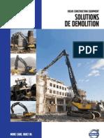 Segment Brochure Demolition Solutions EXC FR 31D1003385 201002