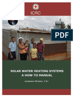Icrc Solar Water Heating Systems
