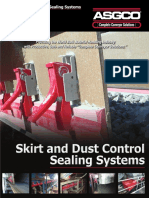 Skirt and Dust Control Brochure