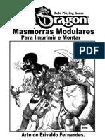 Mamorras Modulares - Old Dragon Vol 1- Erivas
