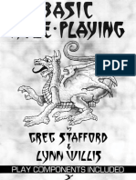 Basic Role Playing (2nd Edition)