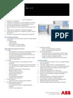 1MRK511325-SEN LoRes en Bay Control REC670 2.0 IEC - Technical Summary