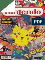 Club Nintendo Edicion Especial Pokemon Diciembre 1999