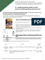 Oficinas Del SAT en El D.F. - ¿Dónde Hay Oficinas Del SAT en El D.F._ _ QuimiNet