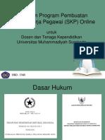 Pelatihan-Program-Pembuatan-SKP-2015-Tenaga-Kependidikan.pptx