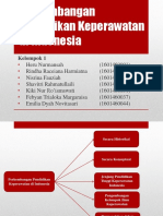 Perkembangan Pendidikan Keperawatan Di Indonesia