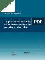 Justiciabilidad Directa Desc 2009