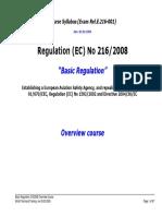 Approvals and Standardisation Docs Syllabi Syllabus 216 General 05032009